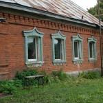 Окна. Результат установки. Вид на четыре окна со двора.