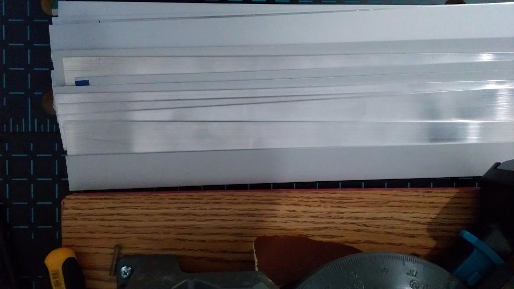 Алюминиевые полосы
